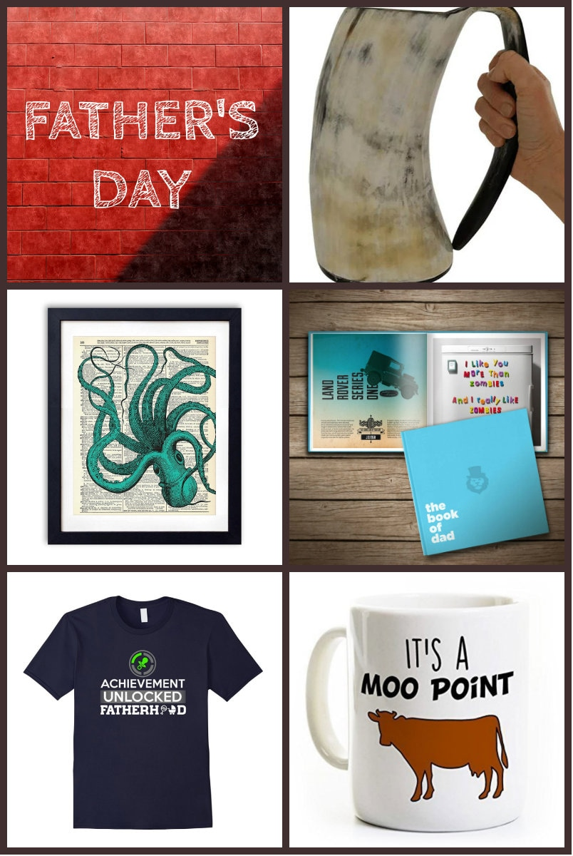 Father's Day 2017 Gift Idea Roundup!