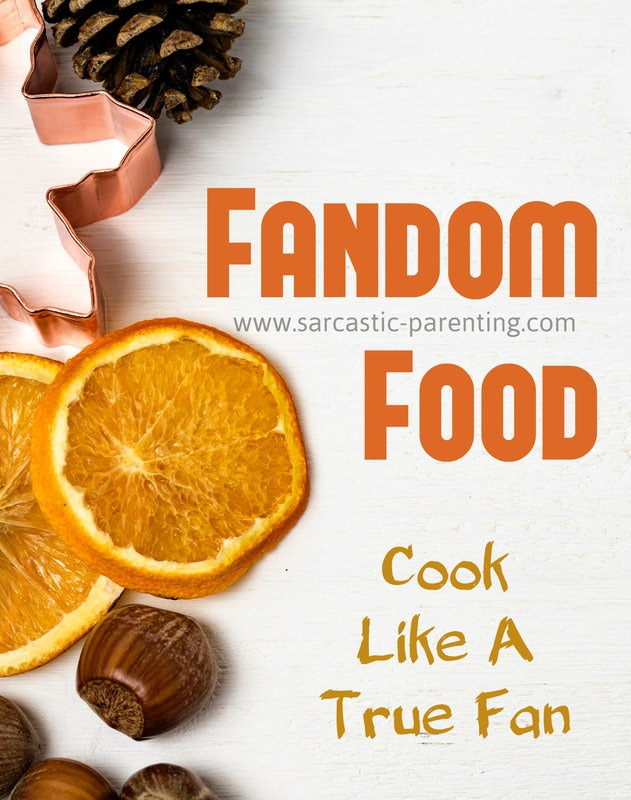 Find the perfect cookbook for your next binge watch