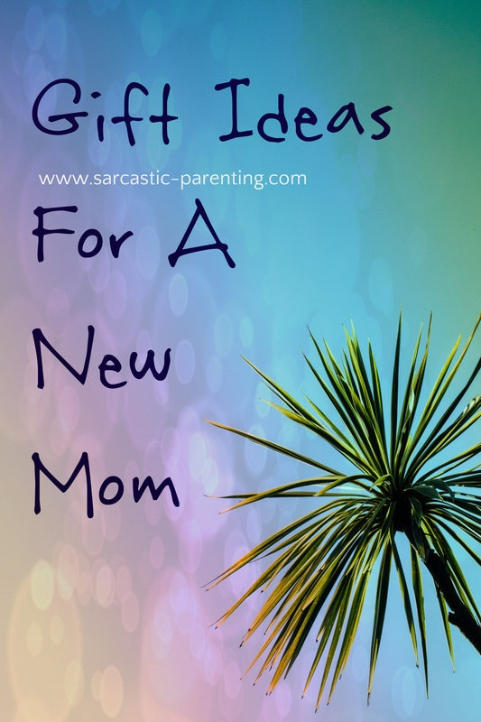 Gift Ideas for a New Mom #babyshower #mom #baby
