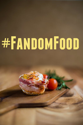 Buy a cookbook, make something yummy, hashtag it so I can see it! #FandomFood
